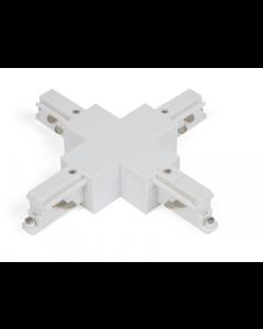 X-Connector Wit voor Teco 3P-Track