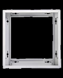 Opbouwkader voor Teco LED lichttegel 300x600mm Witt