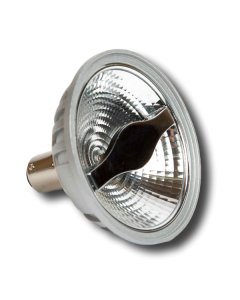 Spot LED Teco AR70 B15 7W 24° 300mA 2000-2700K Geen Driver