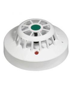 Thermische detector + sokkel voor branddetectie Salvena