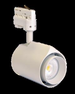 Teco LED 3P-Railspot PERLA 35W 4000K 38° Ra95 wit