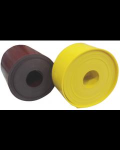 Kabelbescherming 300 x 3,0 mm rood/bruin 30030RB